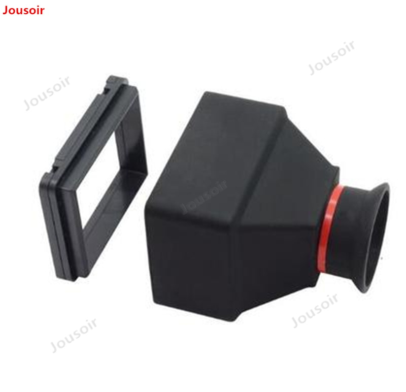 3,2 дюйма 3.2X 3,0 дюйма 3.0X 3 раза SLR микро одноэкранный зум видоискатель затенение/солнцезащитный тент CD50 T03