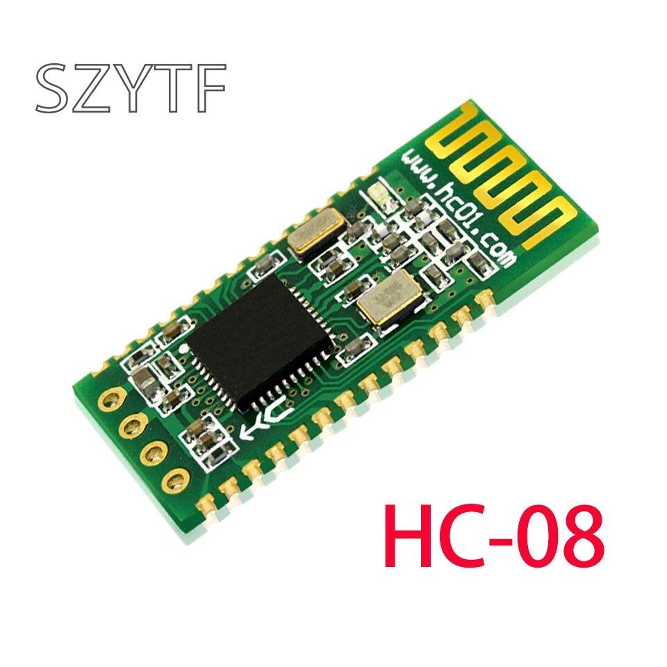 HC-08 Bluetooth 4,0 низкое энергопотребление микроампер уровень тока Bluetooth модуль последовательного порта