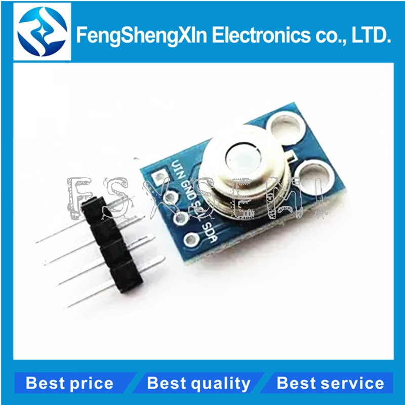 GY-906 MLX90614ESF MLX90614 Бесконтактный модуль датчика температуры
