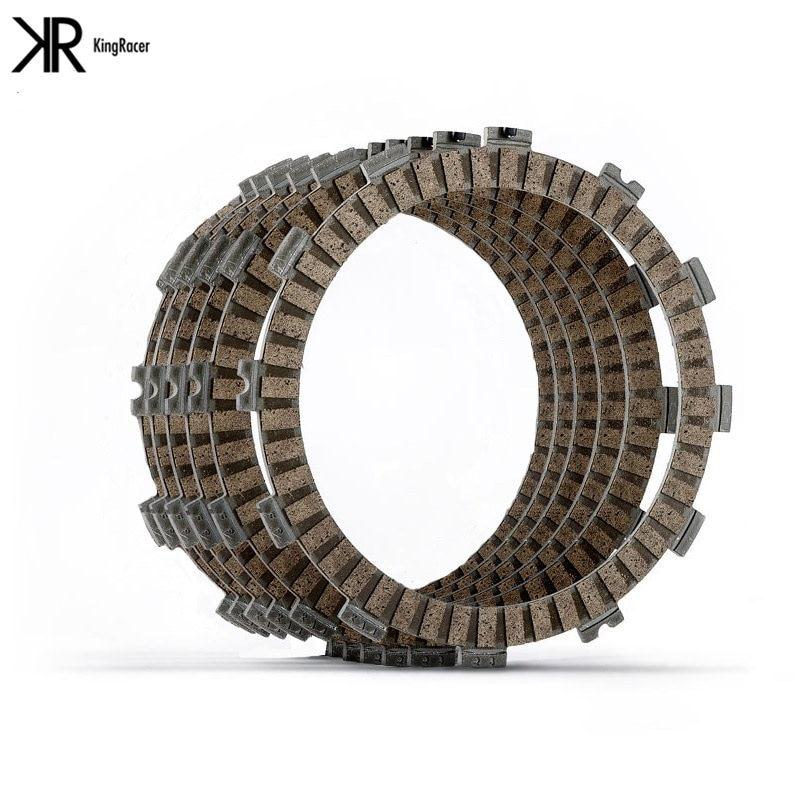 ATV фрикционные диски сцепления для SUZUKI LT-F250 02 LT-F230 86-87 LT230S 88 LT160 03-04 LT230E 87-93 LT-F160 91-03 LT160E 89-92