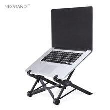Stojak na laptopa NEXSTAND K2 składany przenośny regulowany laptop lapdesk biurowy lapdesk. Ergonomiczny stojak na notebooka
