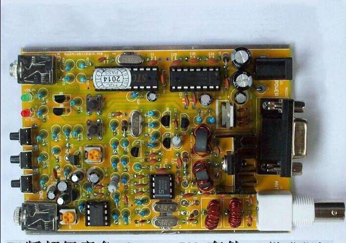40m super rm rock mite qrp cw transceptor kit telegraph presunto de ondas curtas radi