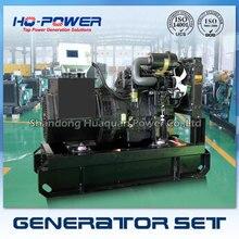 Générateur diesel de marque célèbre monophasé/triphasé 380 volts 15kw