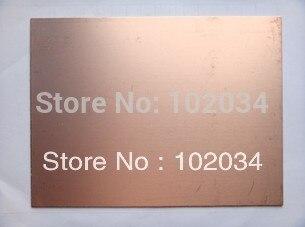 50 قطعة واحدة/مزدوجة الجانب 10*15 FR4 FR-4 الألياف الزجاجية فارغة النحاس المطبوعة لوحة دوائر كهربائية العالمي النموذج PCB