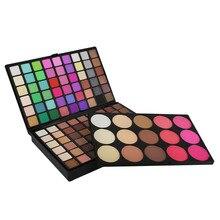 MAANGE 123 Color Cosmetic Matte beauty glazed Eyeshadow Cream Eye Shadow Makeup Palette Shimmer Set sombras de ojos  #20
