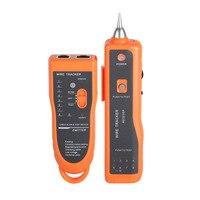 2019 Hot Sale RJ11 RJ45 Cat5 Cat6 Telephone Wire Tracker Tracer Toner Ethernet LAN Network Cable Tester Detector Line Finder