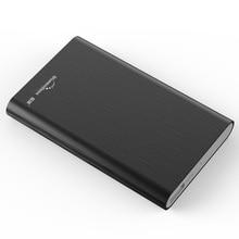 Disque dur externe HDD 2.5 1 to 2 to 250GB 500GB 320GB ordinateur Portable disque dur HD Disco Duro Externo disque dur USB 3.0 Portable or Rose
