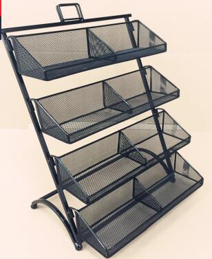 Mesa gum frame. Lipstick. Condom display shelf. Pharmacy shelves. Nail pharmacy