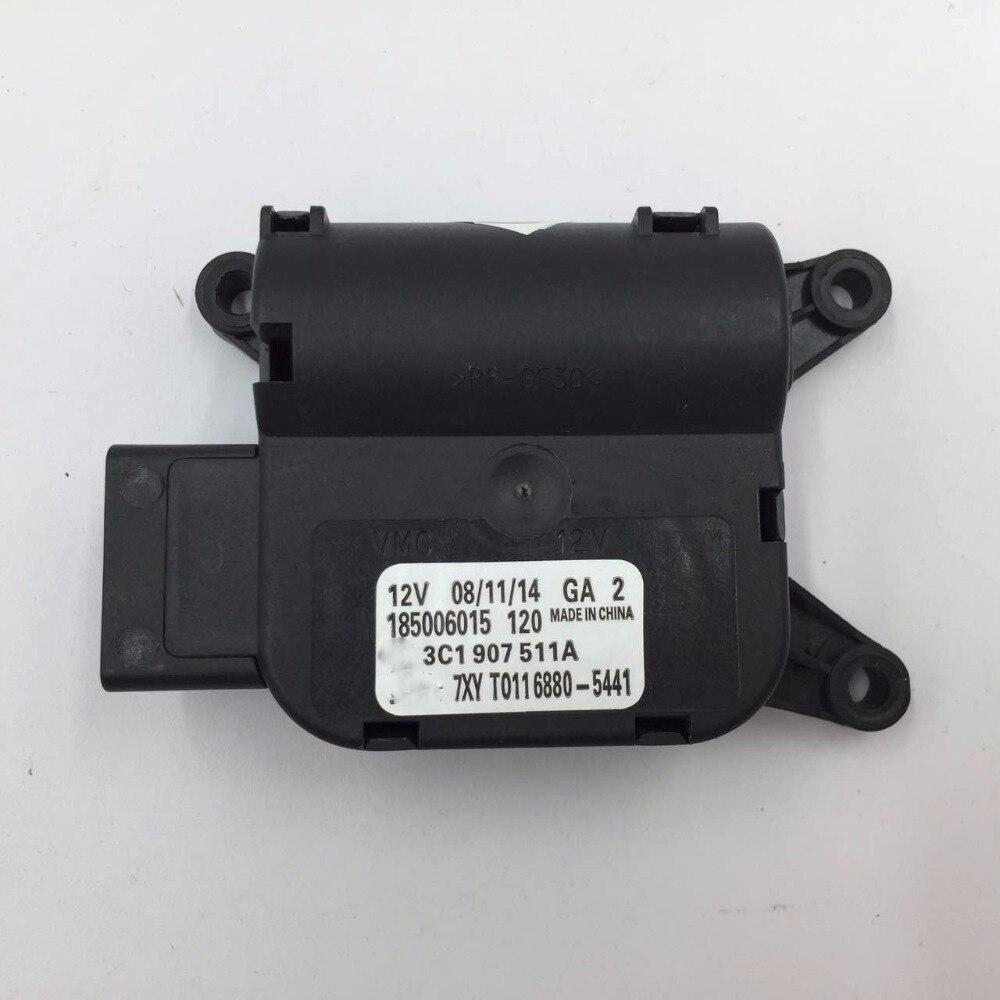 Для VW Passat B6 B7 CC AC регулировка температуры клапан испарения бак двигатель 3C1 907 511 A