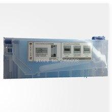 Livraison gratuite top qualité 4 pièces 220 ml vide cartouche dencre pour Roland/Mimaki/Mutoh imprimante système dencre en vrac cartouche CISS