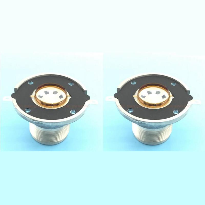 2 Teile/los Membran Dome Hochtöner schwingspule für JBL 2414H/ 2414H-1/ 2414H-C Ersetzen Stimme spule