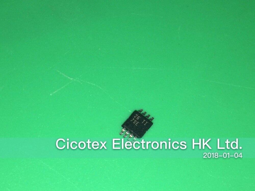 5 unids/lote PCA9515BDGKR MSOP8 7SE 7SF 75E 75F IC controlador I2C 1CH 8 VSSOP PCA9515BDGKT