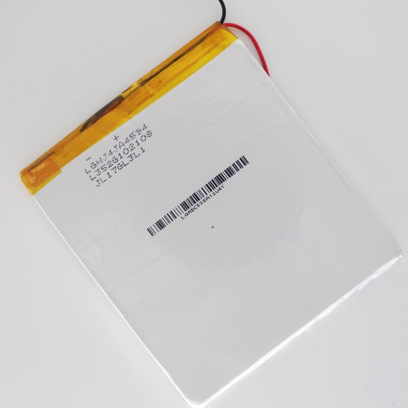 shenzhen technology 4593106 6000MAH 3.7v lithium polymer battery 3 7 V volt li po  ion lipo rechargeable batteries for tablet PC