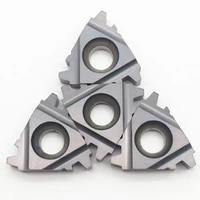 10pcs 16er 3 0tr smx35 high quality carbide threading insert carbide milling cutter tools blade high cost performance