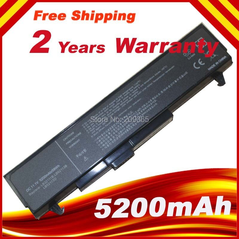 Batery para notebook lg r405 por mod r400 r1 s1 v1 lw40 lm50 le50 lb52113d