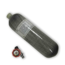 Réservoir à Air comprimé AC121711 2.17L   Robinet Condor PCP pour la chasse à fusil à Air/fusil de pêche à chasse sous-marine/cylindre de plongée sous-marine