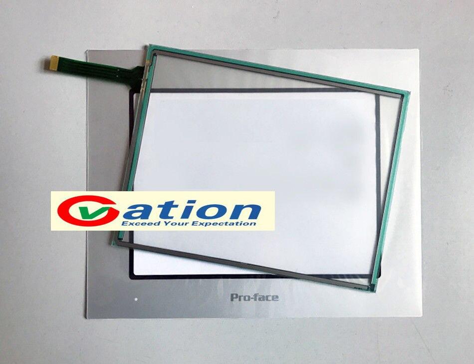 ل جديد GP-4401T PFXGP4401TAD اللمس شاشة + طبقة رقيقة واقية