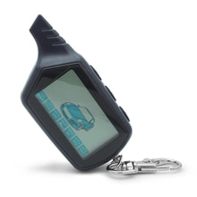 Twage B6 Lcd Remote Control Key Fob Chain keychain for Vehicle Security Starline B6 Two Way Car Alar