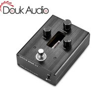 Little bear G3 6N4-J Vacuum Tube Guitar Bass Overdrive DRIVE Gain Pedal Stomp Effector Amplifier