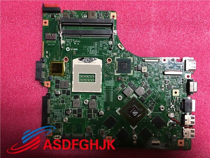 MS-1492 para MSI Ge40 placa base de computadora portátil con GTX850M Ms-14921 MS14921 100% bien probado