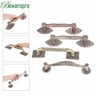 bowarepro Antique Furniture Handles Knob Pull Handle Woor Door Handle Hardware Furniture Knobs Wooden Handle Brass 250/240/235MM