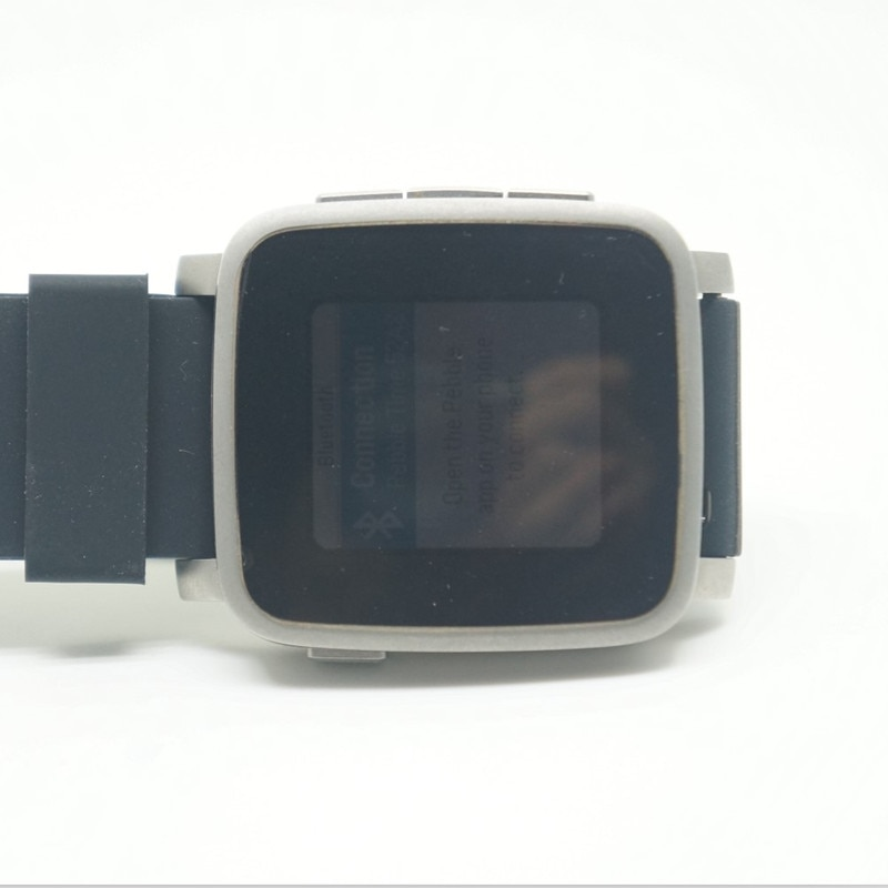 Zycbeauties для pebble time steel Android и IOS push напоминание|Смарт-часы| |