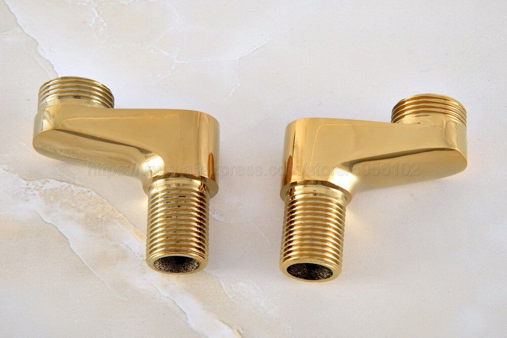 Bathroom Accessory Golden Brass Claw Foot Wall Mounted Bath Tub Rain Shower Faucet Adjustable Adapter Swing Arms zba179 golden brass summit fiesta mania