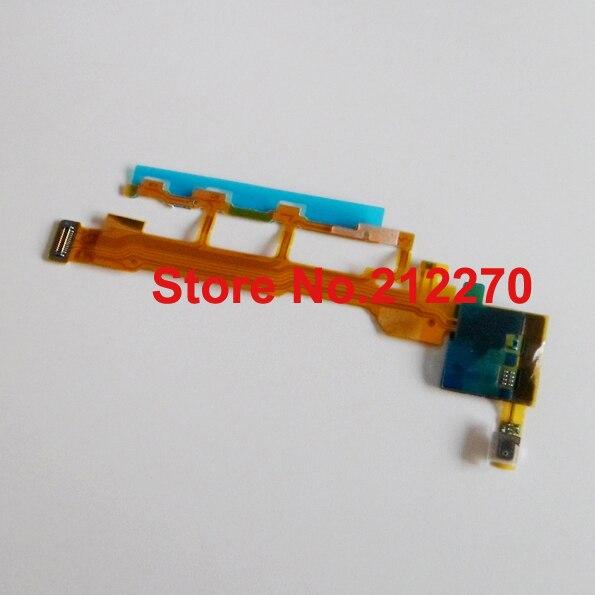 YUYOND Power Lautstärkeregler Mikrofon Flex Kabel Für Sony Xperia LT36i Z LT36H L36H Kostenloser Versand
