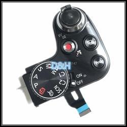 Original NOVO Interruptor De Alimentação Modelo Swich Botão de Zoom Para Panasonic FZ200 FZ200 Câmera Leica LUX4 Substituição Repair Unidade Parte