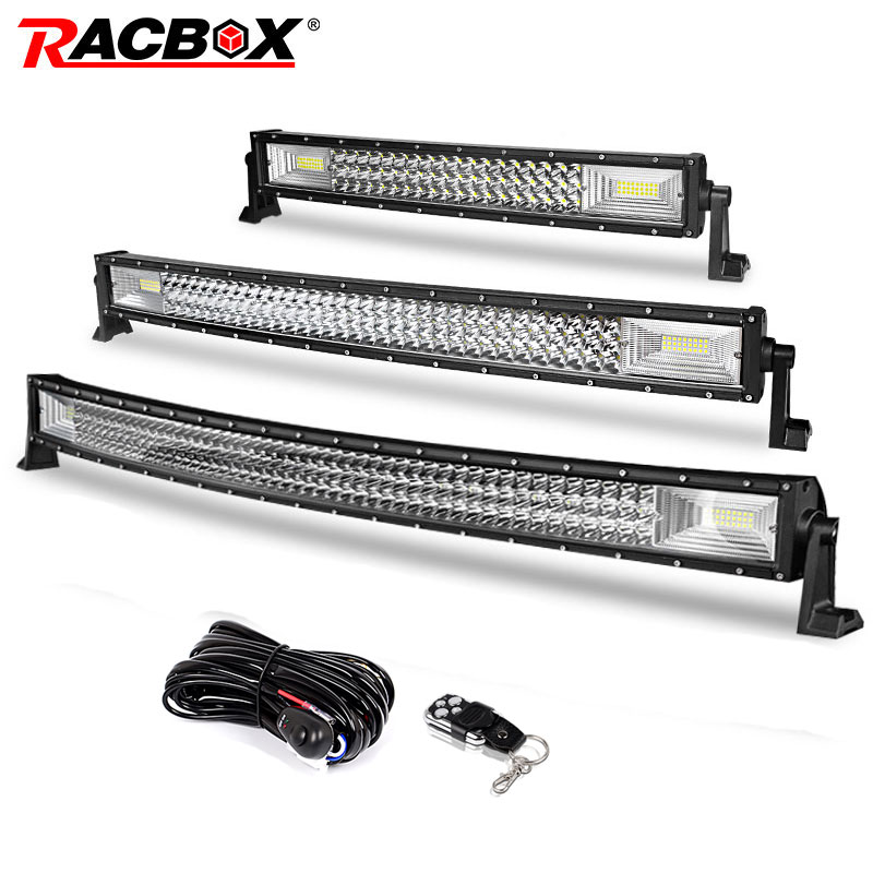 22 32 42 дюймовый светодиодный светильник для внедорожника 324 Вт 459 Вт 594 Вт прожектор комбинированный луч для Jeep 4x4 ATV 4WD Truck SUV 12 В 24 в светодиодны...