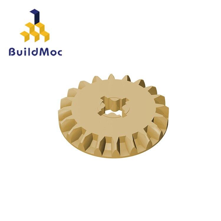 BuildMOC Compatible Assembles Particles 32198 For Building Blocks Parts DIY LOGO Educational Creative gift Toys