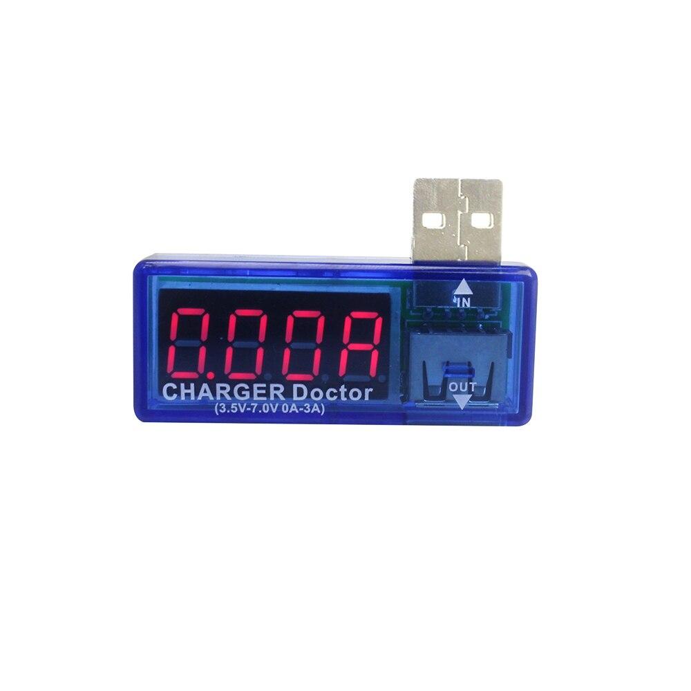 Digital USB de Energia Móvel de Carga Inteligente Eletrônica Mini USB Charger Doctor Atual Voltage Tester Medidor Voltímetro Amperímetro