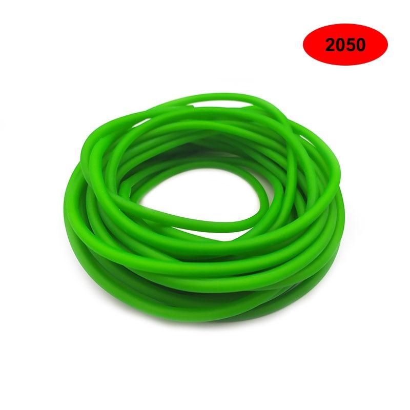 1636 1842 1745 2050 slingshots tubo de borracha 1m 3m 5 elástico banda da tubulação para a caça ao ar livre pesca rebote poderosa