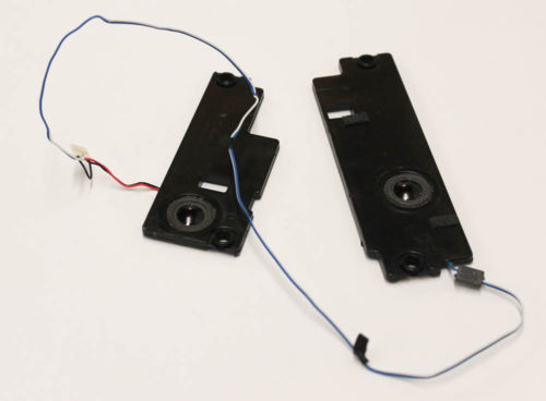 Brand new original Speaker Assembly For DELL E6510 laptop internal audio L & R speakers