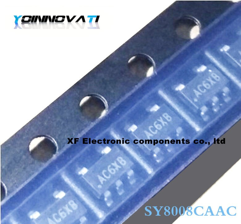 100 unidades/lotes SY8008CAAC SY8008C SOT23-5 IC Melhor qualidade