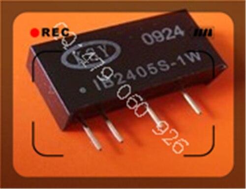 [Zob] DC-DC ksy 12 v módulo de potência ecoms 5 v IB1205S-1W -- 20 pçs/lote