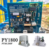 Circuit board pcb motherboard for 1800kg sliding gate motor PYM-200F PYM-200E Door gate control board
