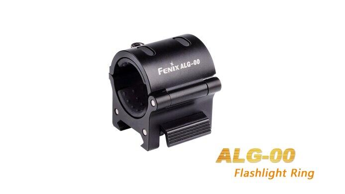 Anillo de ALG-00 Fenix compatible con TK32 TK15 UE TK16 PD35 TAC PD32 diámetro de la linterna
