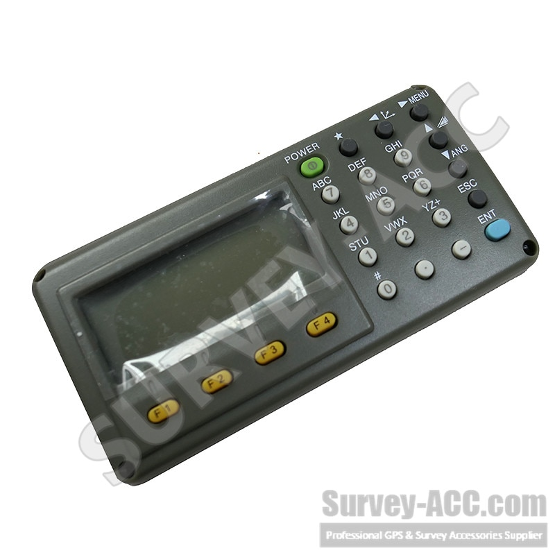 Nuevo teclado Topcon GTS-102N o 332N Series con pantalla LCD