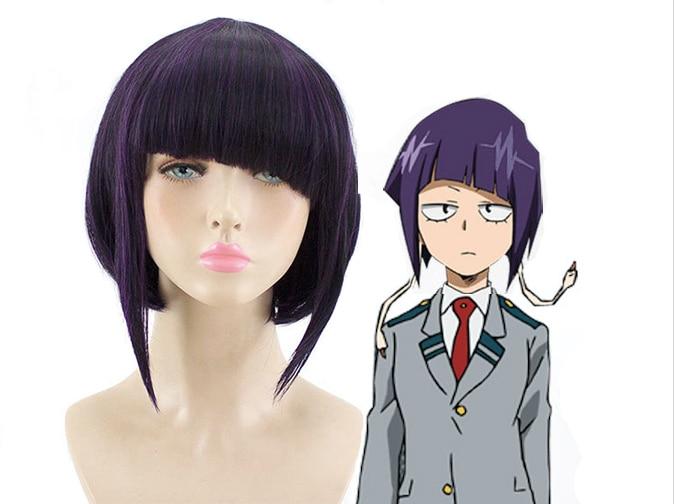 Anime japonês meu herói academia cosplay perucas jirou kyoukai cosplay perucas halloween carnaval cosplay perucas