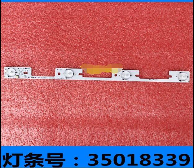 for Brand new original installed 39 inch for kangjia KDL39SS662U lamp bar 35018339
