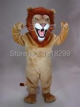 Mascotte Lion africain mascotte costume fantaisie costume cosplay thème mascotte carnaval costume kits