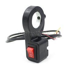 Interrupteur universel de guidon de Moto   Scooter vtt phare antibrouillard lampe électrique démarrage électrique interrupteur de vente, pièces de rechange de Moto