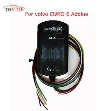 Новый сканер для грузовика Adblueobd2 для Volvo Euro 6 эмулятор для удаления Adblue с датчиком NOX и поддержкой системы DPF