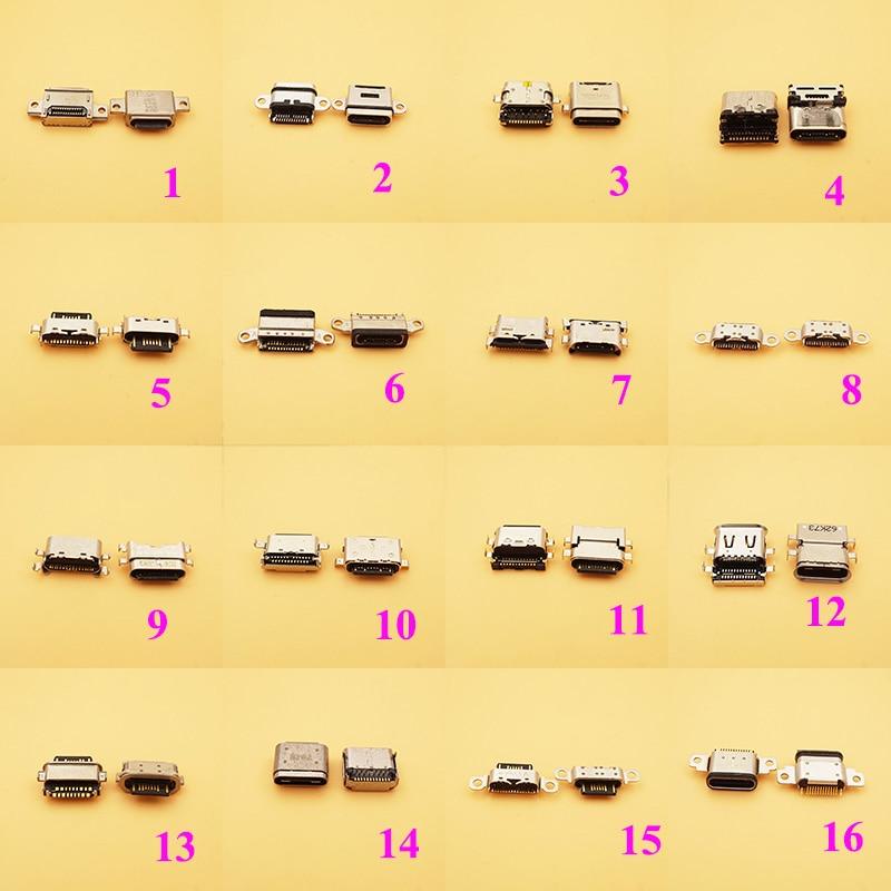 18 نماذج 18 قطعة مايكرو USB 3.1 نوع C أنثى موصل USB 3.1 النسخة المقبس لهواوي MEIZU LeTV شاومي USB شحن ميناء