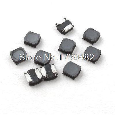 10 Uds 4018 3R3 3.3UH inductancia superficie de montaje SMD Inductores de potencia 4mm x 4mm x 1,8mm