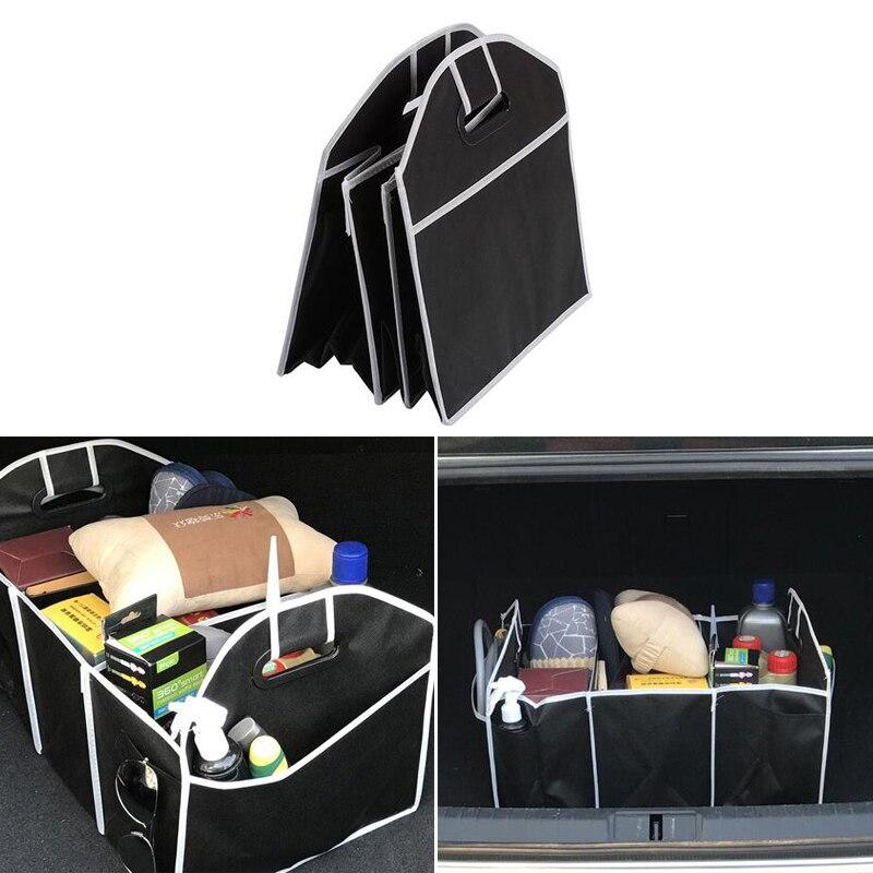 Car Truck Cargo Container Bags Organizer Box For Volkswagen Polo Passat B6 BMW F10 F30 E60 Ford Focus 2 3 Fiesta