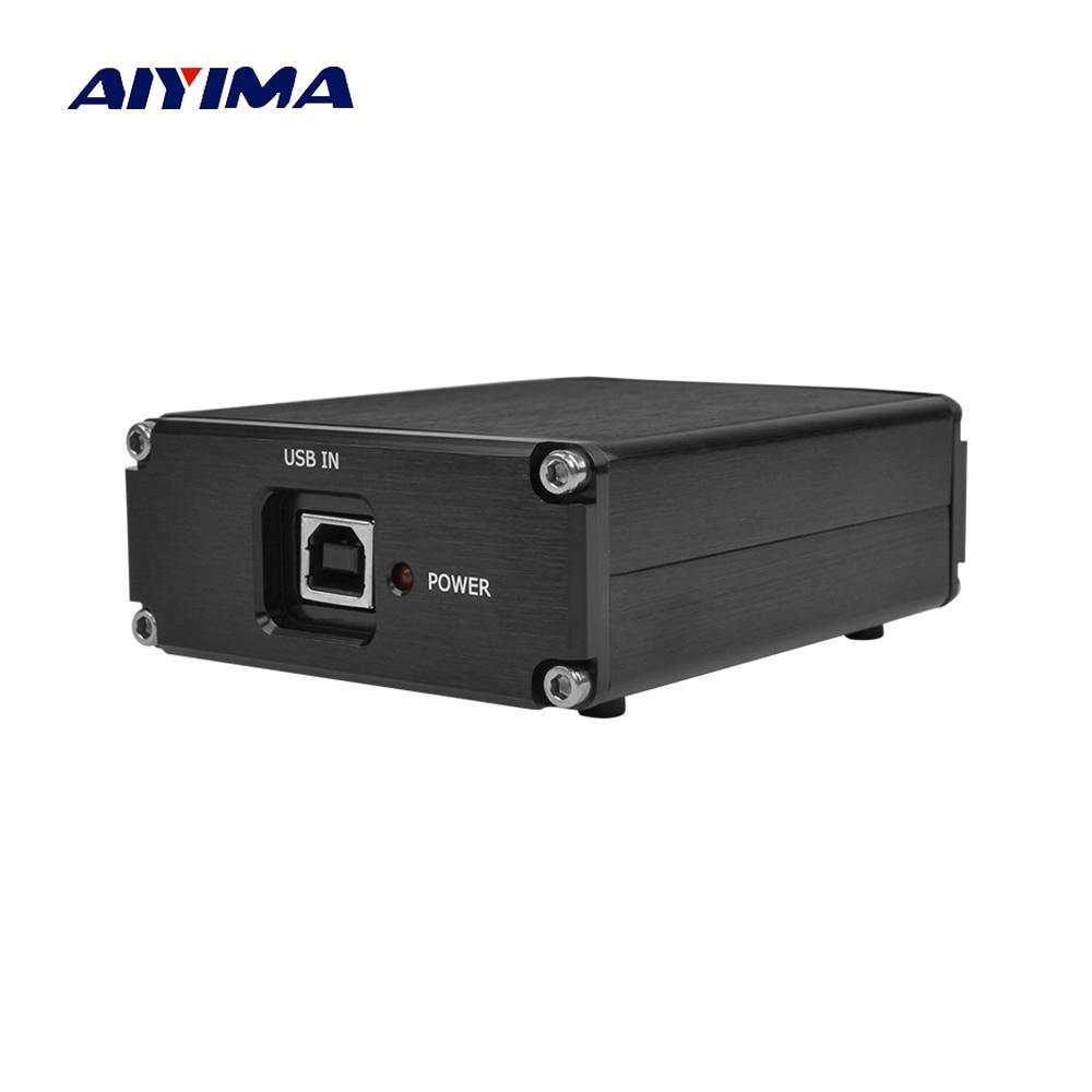 AIYIMA-وحدة فك ترميز USB ES9028Q2M SA9023 ، بطاقة صوت DAC ، لمكبر الصوت ، المسرح المنزلي