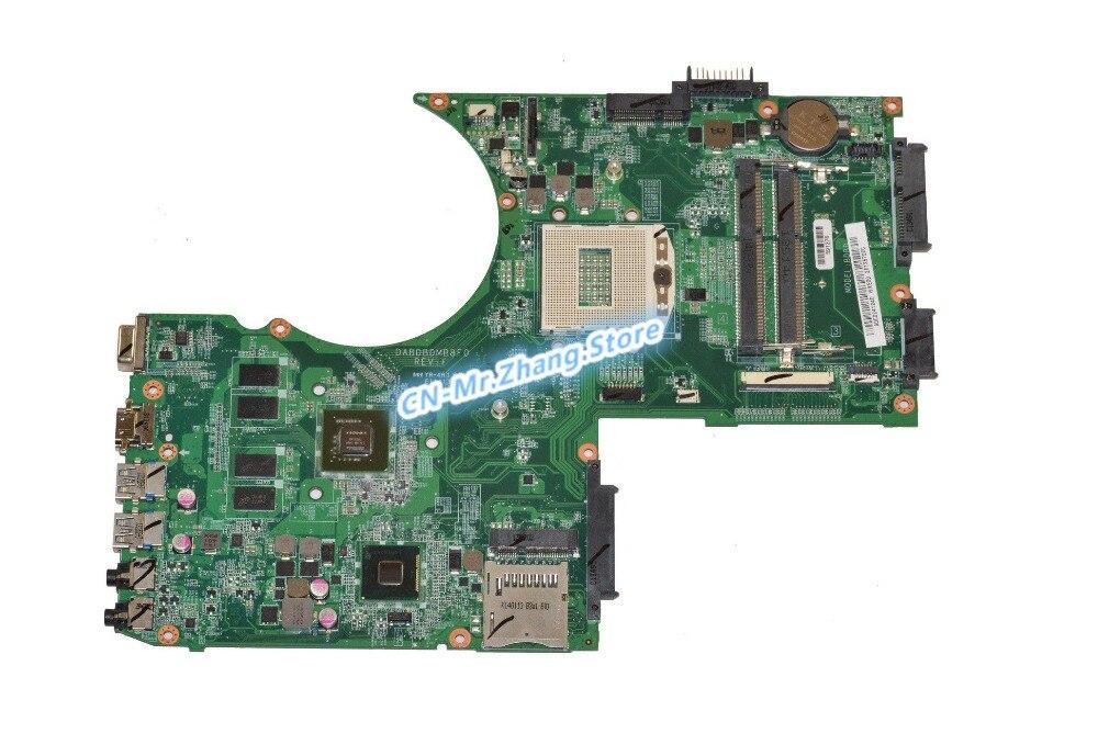 SHELI для Toshiba Satellite P70 P70-A P75 P75-A материнская плата для ноутбука A000241240 DABDBDMB8F0 GT740M GPU 2 Гб RAM DDR3