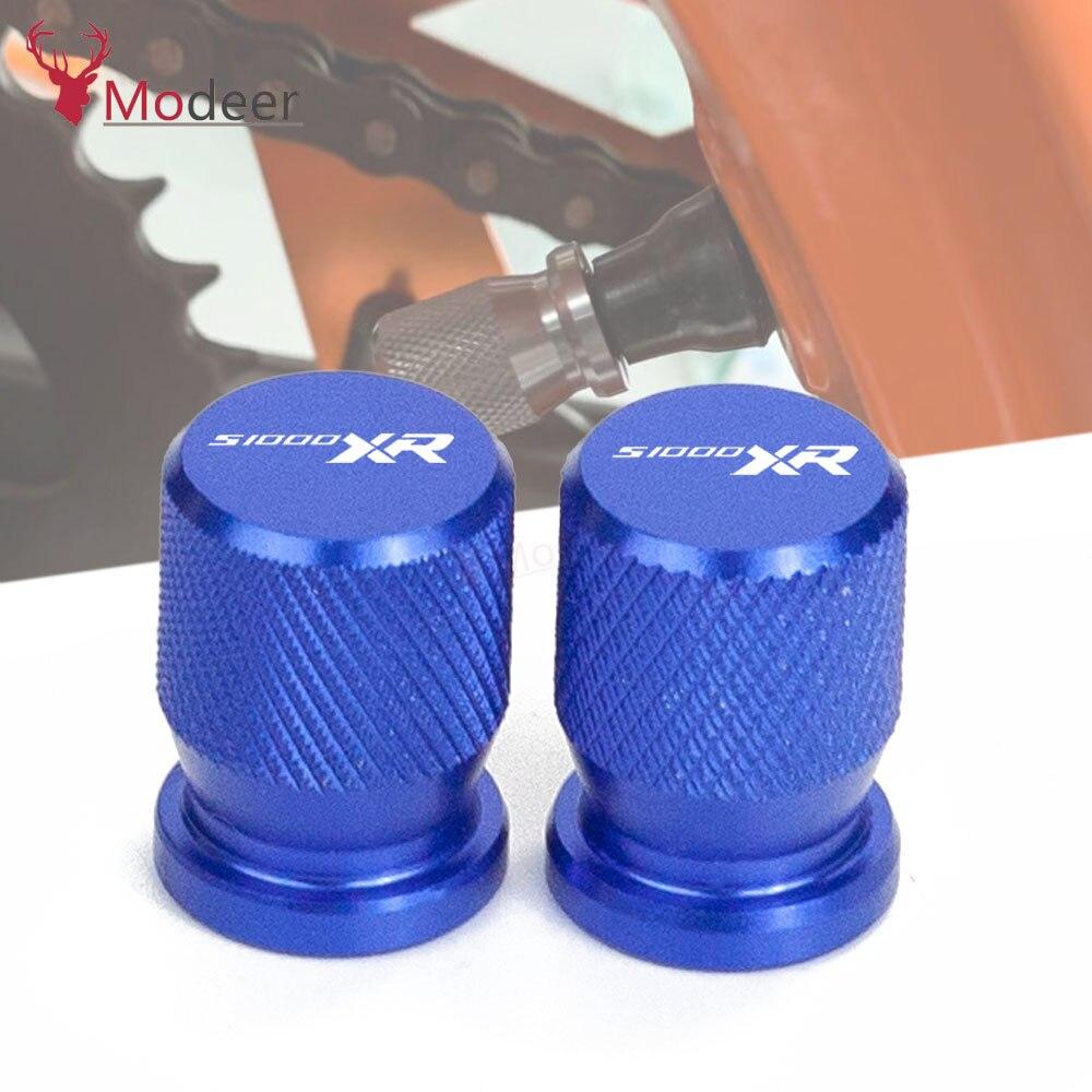 Высокое качество для BMW S1000XR S 1000XR S1000 1000 XR аксессуары для мотоциклов колпачки для клапанов колес CNC алюминиевые воздухонепроницаемые крышки